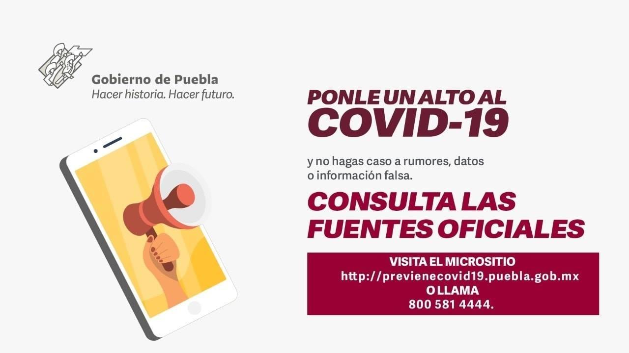 INFÓRMATE DEL COVID